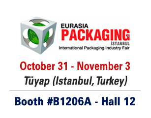 United Barcode Systems estará en Eurasia Packaging Fair