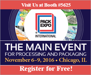 Registro Gratuito para Pack Expo Chicago 2016!